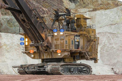 CAT 7495 Front View