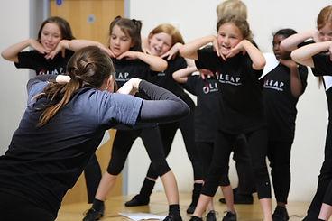 Dance group videos in Bucks