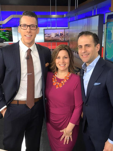 Valentino Tailors on WTNH with Ryan Kristafer