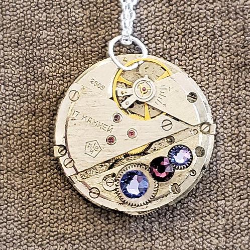 Lavender Amethyst Watch