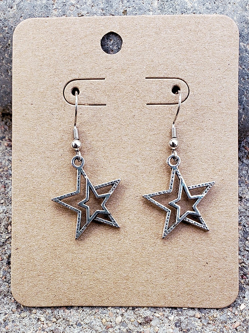Double Silver Stars