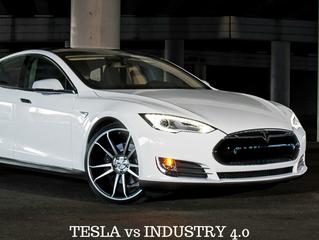 Tesla vs Ipar 4.0