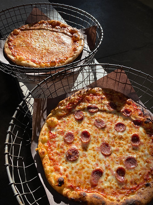 Pepperoni and Cheese Beer Pies