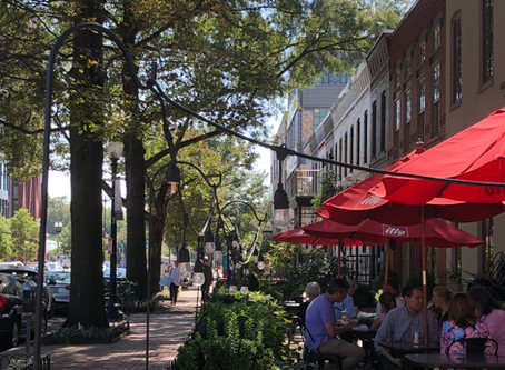 Sidewalk Cafes: Numbers to Operate By