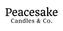 Peacesake Candles & Co logo