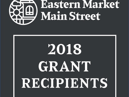 2018 Recipients of EMMS Grant Programs