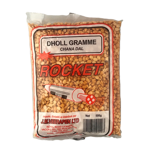 Rocket Dholl Grammes (500g)