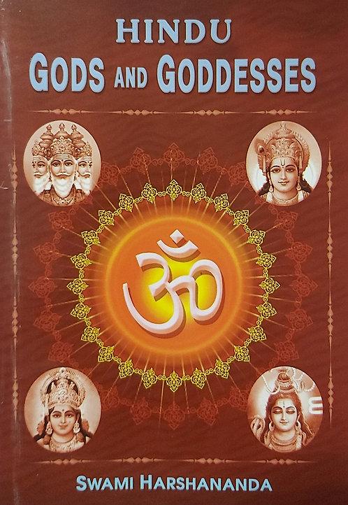 Hindu Gods & Goddesses by Swami Harshananda