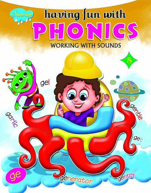 Sawan Having fun with Phonics