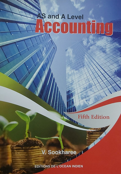 Accounting As And A Level - 5Th Ed