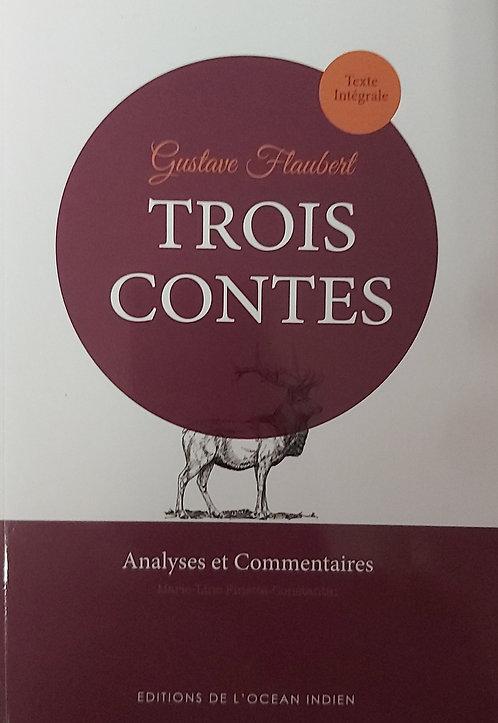 Trois Contes- Text & Critique