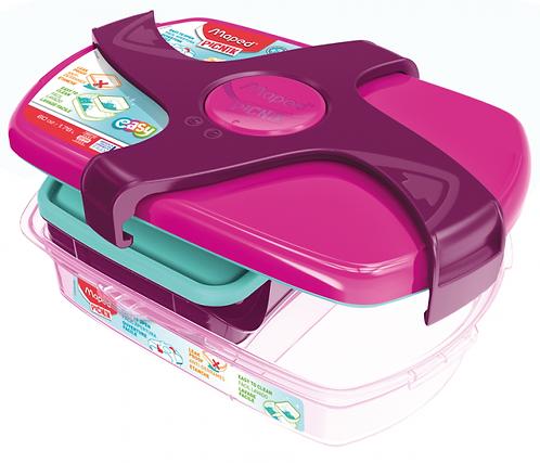 Boîte à Déjeuner Concept Kids Rose 1.7l