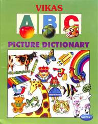 ABC Picture Dictionary - Vikas