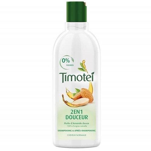 Timotei Shampooing 2 en 1 Douceur