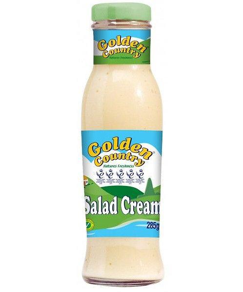 Golden Country Salade Cream 285g
