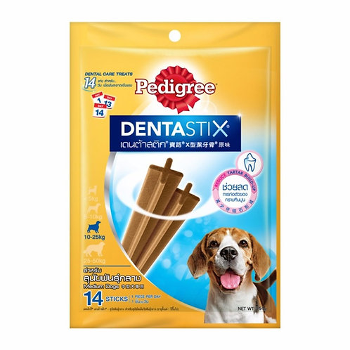Pedigree Dentastix Medium-Large 344g