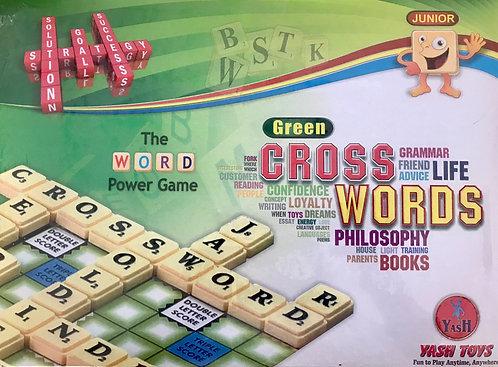 Cross Words Junior