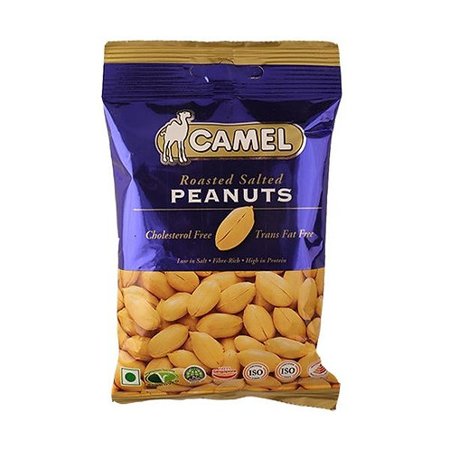 Camel 40G Roasted Salted Peanuts