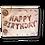 Thumbnail: HAPPY BIRTHDAY' Balloon Foil