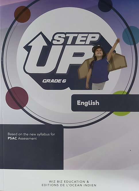 Step Up Grade 6 - English