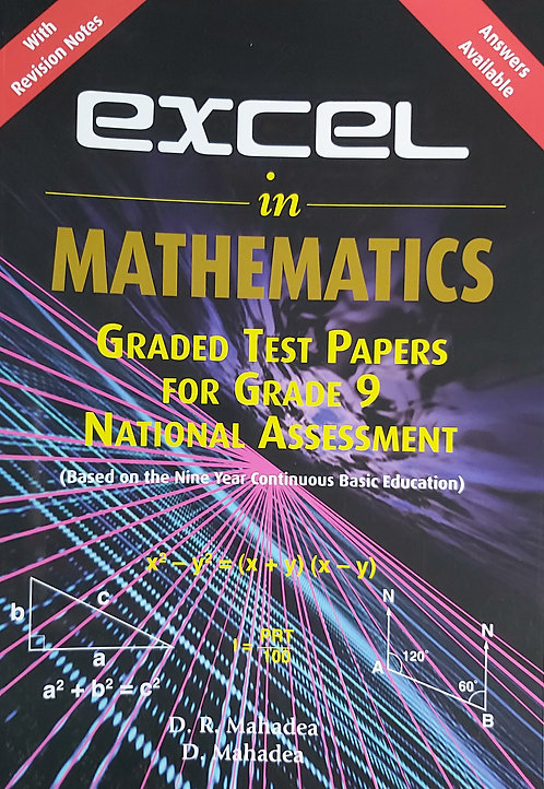 Excel In Mathematics G9 Mock Exams - Mahadea