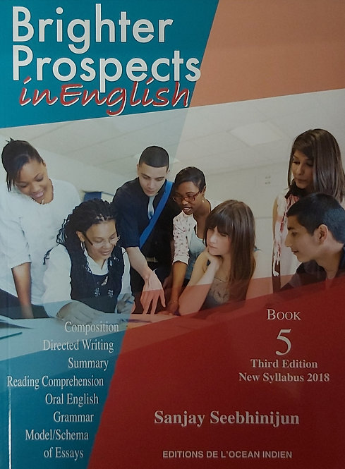 Brighter Prospects In English Book 5