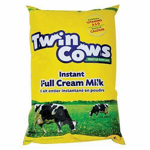 Twin Cows Instant Full Cream Milk 1Kg