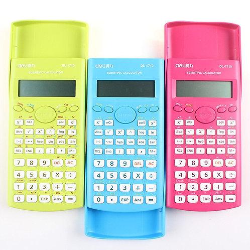 Calculator Deli Scientific