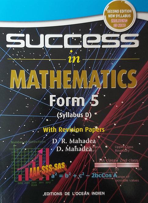 Success In Mathematics Grade 11 2Nd Edition