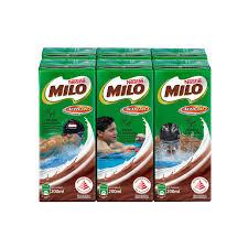 Milo Activ-Go Uht Chocolate (Pack Of 6)