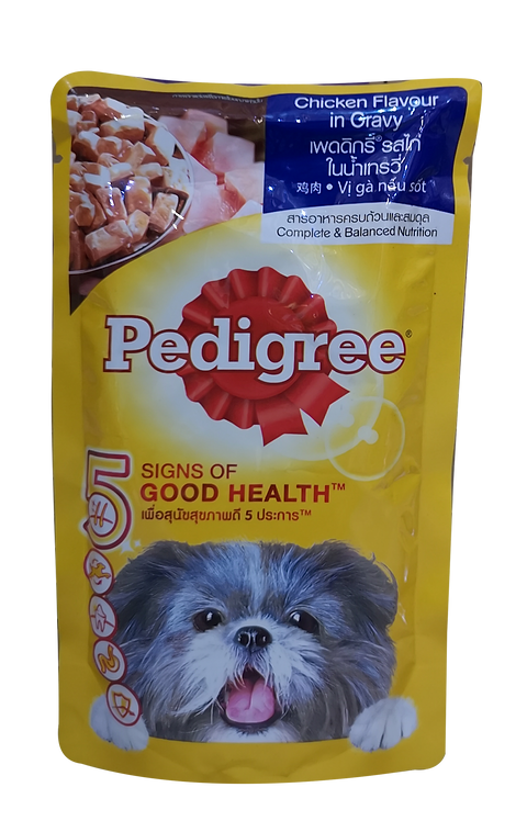 Pedigree Chicken 130g