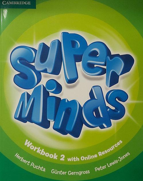 Super Minds Level 2