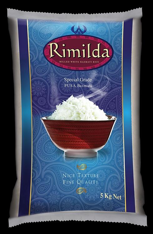 Rimilda Special Grade Basmati Rice 5Kg