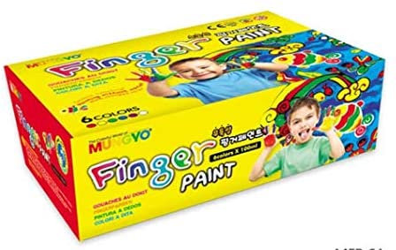 Mungyo Finger Paint