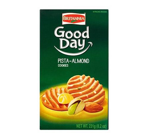 Good Day Pista Badam Cookies 231g