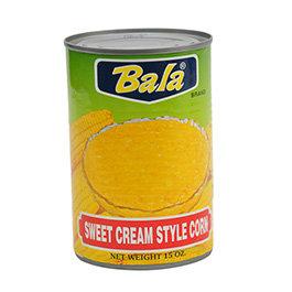 Bala Cream Style Corn 425g