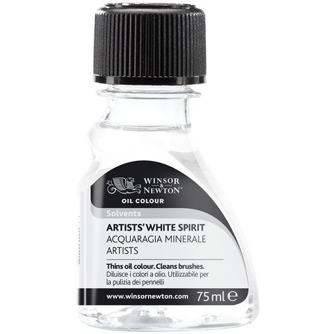 Winsor & Newton Artists' White Spirit 75ml