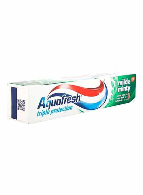 Aquafresh Mild & Minty- 100ml