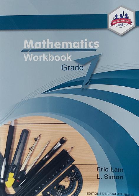 Mathematics Work Book Grade 7