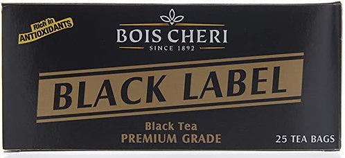 Bois Cheri Tea Bags Black Label 50g