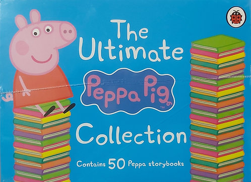 The Ultimate Peppa Pig Collection 50 Story Books