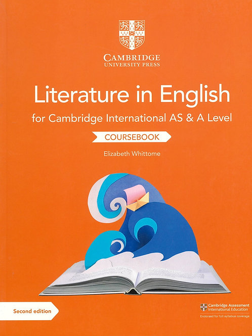 CUP - Literature in English AS & A level