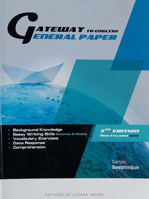 Gateway To English General Paper