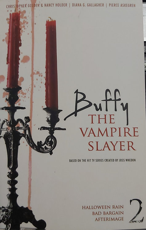 Buffy the Vampire Slayer #2: Halloween Rain