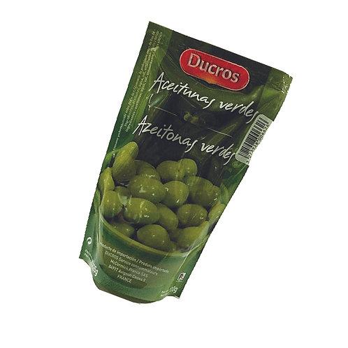 Ducros Olives Vertes sachet 125g