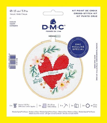 DMC Kit Point de Croix (Different Models)