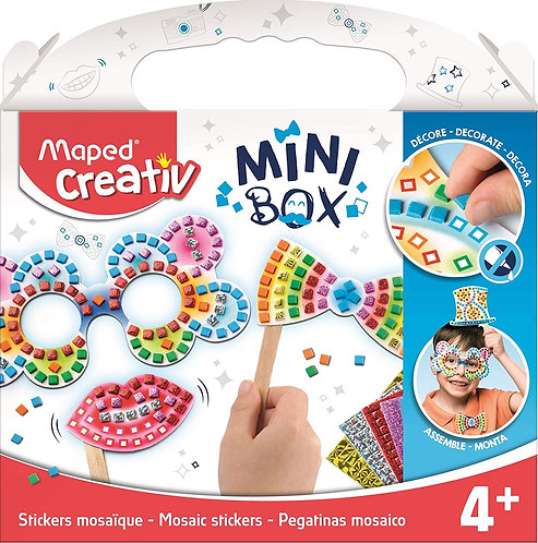 Maped Creativ Mini Box Mosaic Stickers