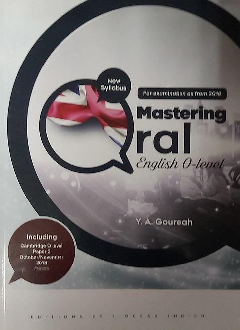 Mastering Oral English 2Nd Ed
