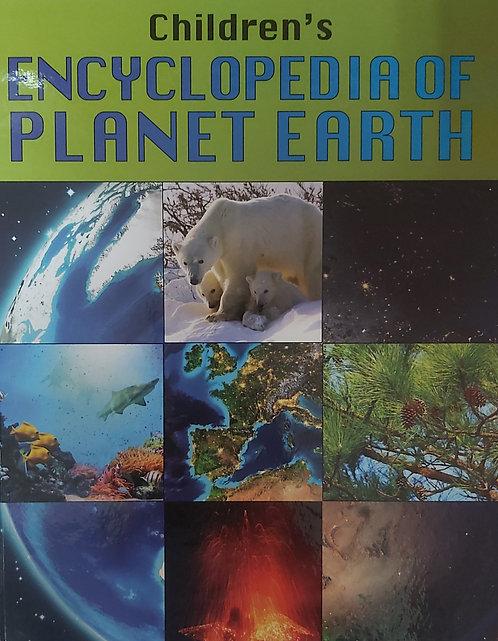 Children's Encyclopedia of Planet Earth