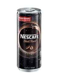 Nescafe Black Roast Can